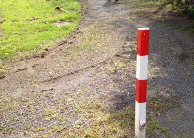 Schlosspark mit federzinkenegalisator voss (6)