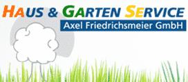 Logo Haus und Garten Service Axel Freidrichsmeier GmbH